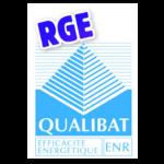 Logo RGE Qualibat Efficacite Energétique