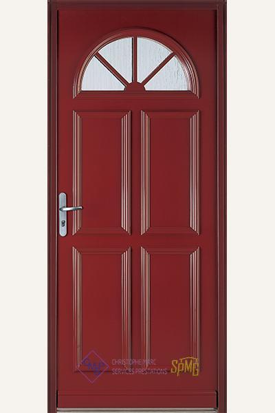 Porte entrée en option Mercure
