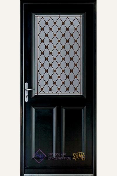 Porte entrée en option Vintage